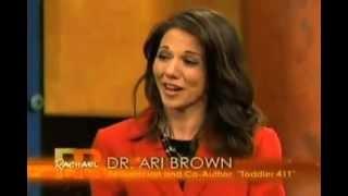 Dr. Ari Brown Media Highlights (2012 update)