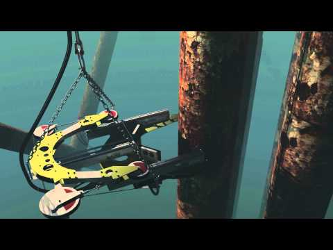 iasgroup Diamond Wire Cutting for Subsea Modification & Deco