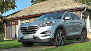 Hyundai Tuscon  stigao na test u Vrele Gume