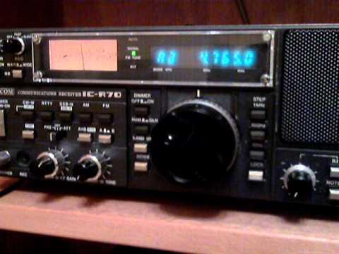 Radio Tajikistan on 4765 KHz