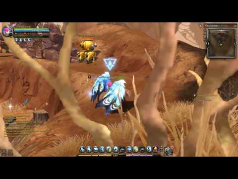 Dragon Nest EU – Seleana lv93 – Solo Abyss Gameplay
