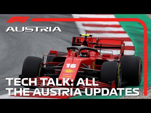 2020 Austrian Grand Prix: Tech Talk - 2020 F1 Cars