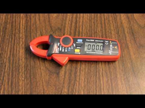 UNI-T UT210E True RMS AC/DC Current Clamp Meter Unboxing
