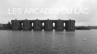 LES ARCADES DU LAC - DRONE DJI PHANTOM FRANCE
