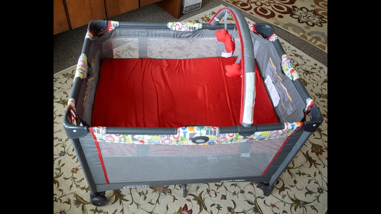 how to assemble graco pack n play