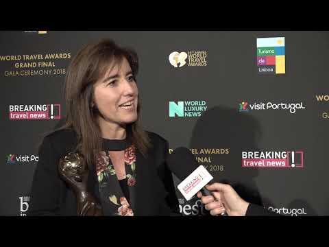 Ana Mendes Godinho, secretary for tourism, Portugal