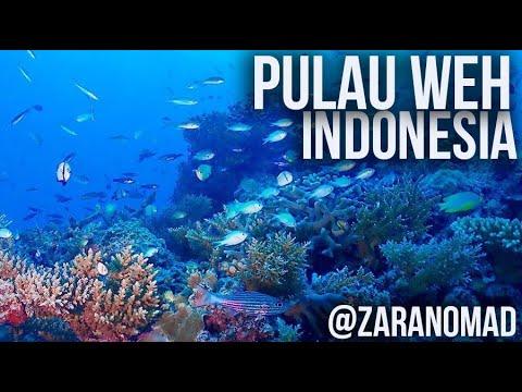 PLAYAS INDONESIA. PULAU WEH (SNORKEL)