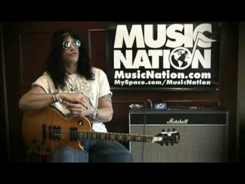 Lessons With Slash Part 1