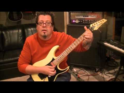 Eminem - Mockingbird - Guitar Lesson by Mike Gross