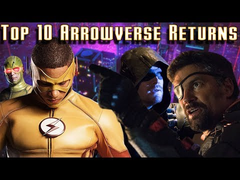 Top 10 Arrowverse Heroes/Villains We Want to Return! | Anticipated CW