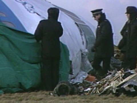 Questions remain 25 years since the Lockerbie bombing