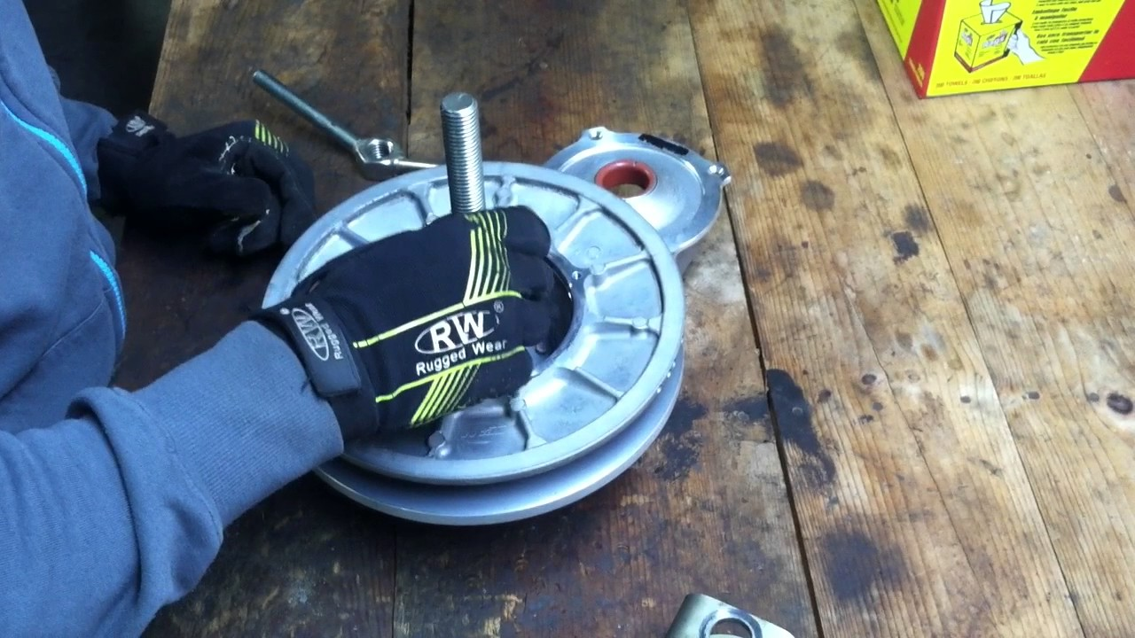 2016-Up RZR/Ranger/General Helix & Spring Removal Square Slider BOSS  Secondary Clutch
