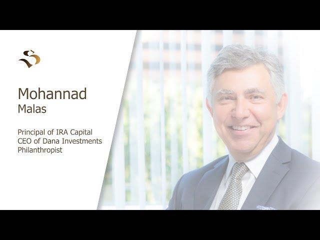 MUSLIM BUSINESSMAN ON BUILDING LEGACIES - INSPIRATIONAL MUSLIMS -EP 03- MOHANNAD MALAS