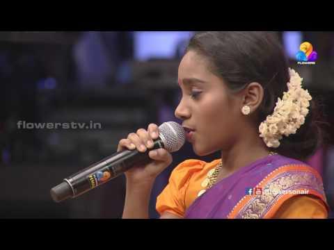 Inji Idupazhagi  Indian Music League Flowers