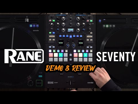 Rane Seventy Battle Mixer - Demo & Review