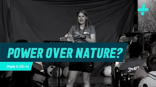 CIS - Sports Plus '19 - Power Over Nature - Mark 4: 35-41