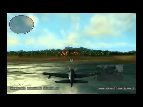 Air Aces Pacific PC Gameplay [Deutsch kommentiert]