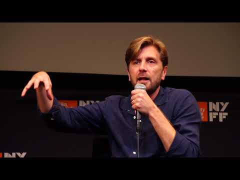 Ruben Östlund | 'The Square' Press Conference | NYFF55