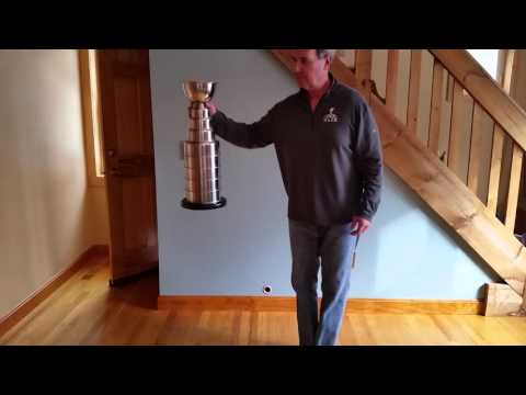 Frosty Cup - Fantasy Replica Trophy inspired by The Stanley Cup