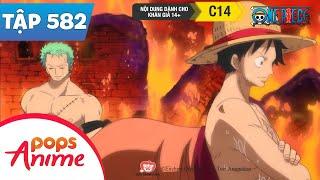 One Piece Tập 582 - Kinh Ngạc! Bí Mật Của Hòn Đảo Cuối Cùng Được Tiết Lộ - Đảo Hải Tặc