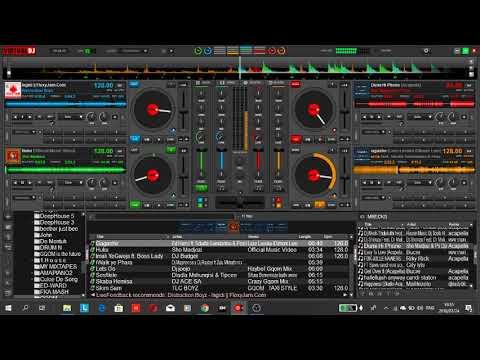 DJ MRECKS 2018 GQOM MIX (VIRTUAL DJ)