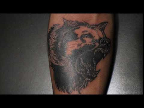 Blink 182 tattoo Dogs eating dogs EP