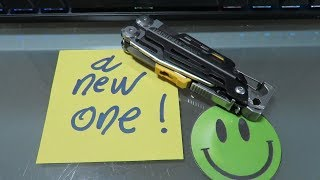 Leatherman : I tested the Leatherman warranty in France! I am very satisfied!
