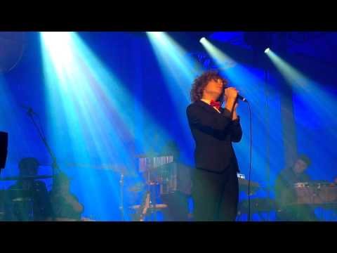 Amanda Bergman - Everything You Know Melts Away Like Snow - Live @ Stockholm Dec 13, 2015