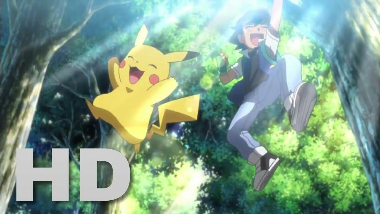 Ver Pokémon La Película: ¡Te Elijo A Ti! (2017) Online