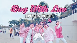[ KPOP IN PUBLIC CHALLENGE ] BTS (방탄소년단) - Boy With Luv Dance Cover by SAYBOOM From Indonesia
