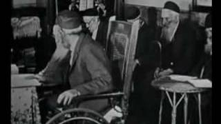 Cantor mordechai hershman sings hayoim haras olam