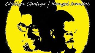 Cheliya | Kangal Irandal - Mashup by Tapaas Testers