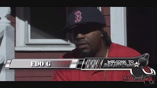 Edo G talks about the History of Massachusetts Rap and Hip Hop/ Welcome To Beantown 5