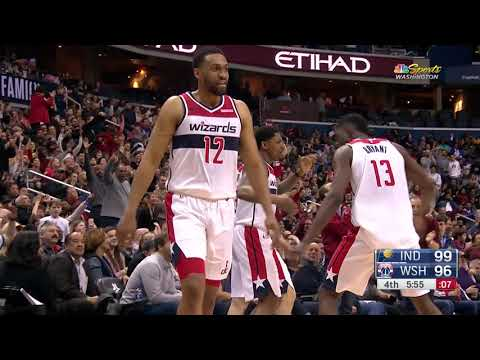 Indiana Pacers vs Washington Wizards : February 23, 2019