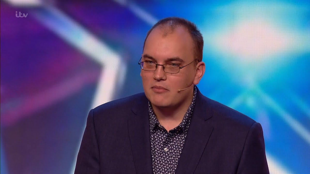 Nicholas Bryant - Britain's Got Talent 2016