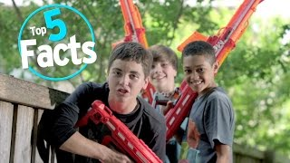 Top 5 Facts About NERF
