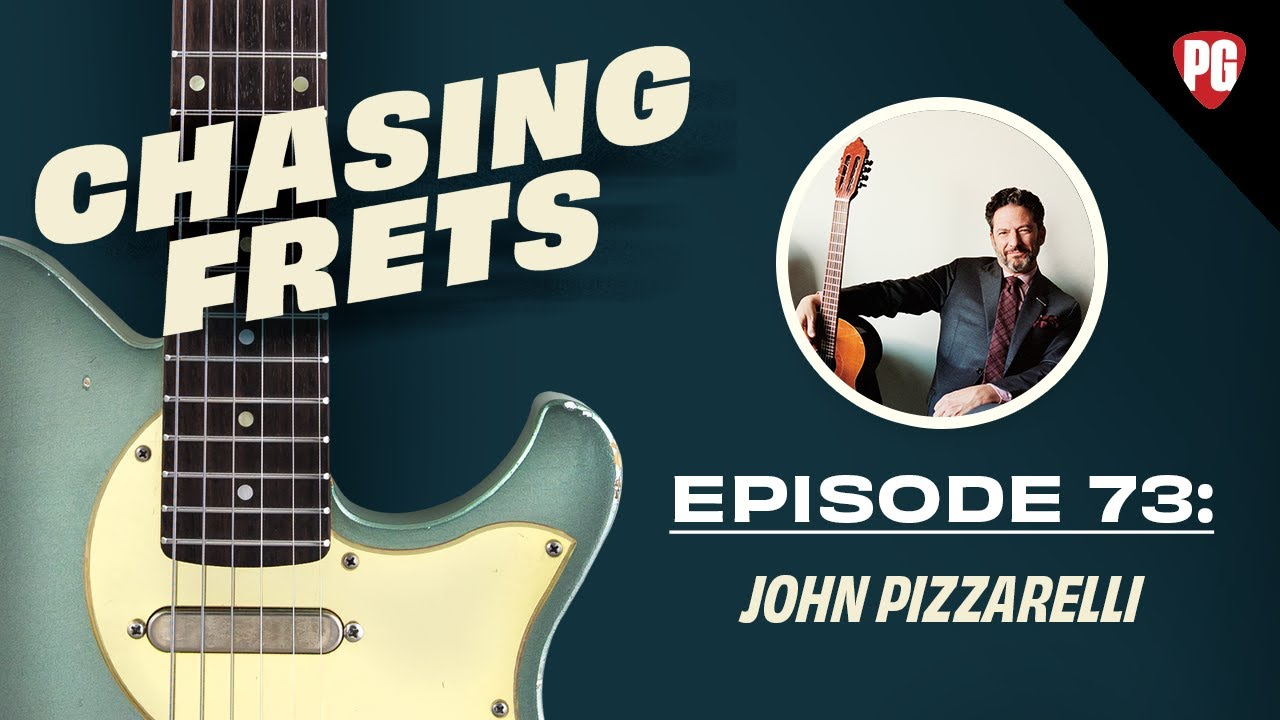 7-String Guitars Aren't Just for Djent with John Pizzarelli | Chasing Frets Podcast