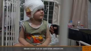 Избитому ребенку Вове сделали операцию. Комментарий лечащего врача  Майстренко И.П