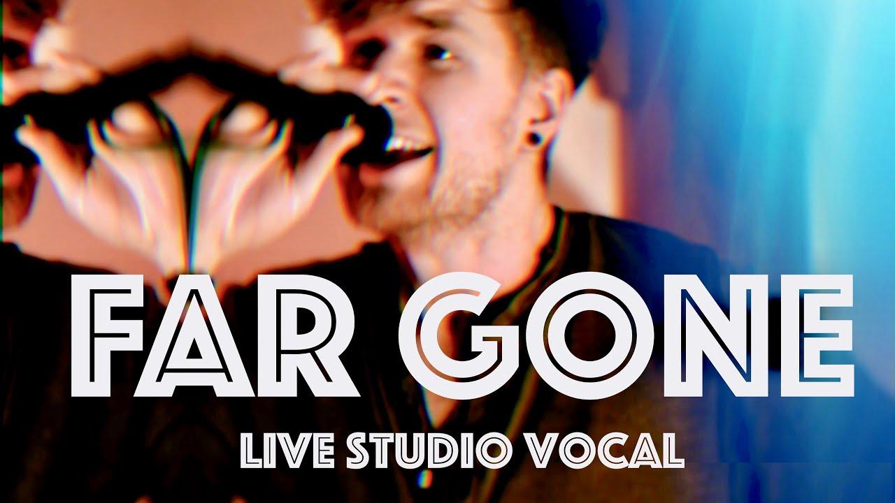 Far Gone | Rabea Massaad Ft.Maxi Curnow |  Studio Vocal