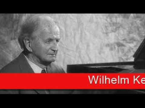 Wilhelm Kempff:  Beethoven - Bagatelle No. 25 in A minor, 'Für Elise'