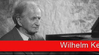 Wilhelm Kempff Beethoven Bagatelle No 25 In A Minor 39 Für Elise 39