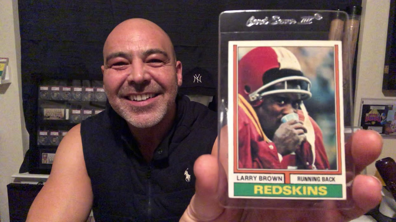 Download 1974 Topps & Parker Brothers Football Cards