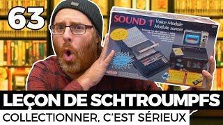 Kid Vid Voice Module avec les Schtroumpfs + Berenstain Bears : COLLECTIONNER C'EST SÉRIEUX #63