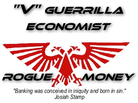 """V"" the Guerilla Economist ""Brexit, False Flags & Cabal Scrambling"""