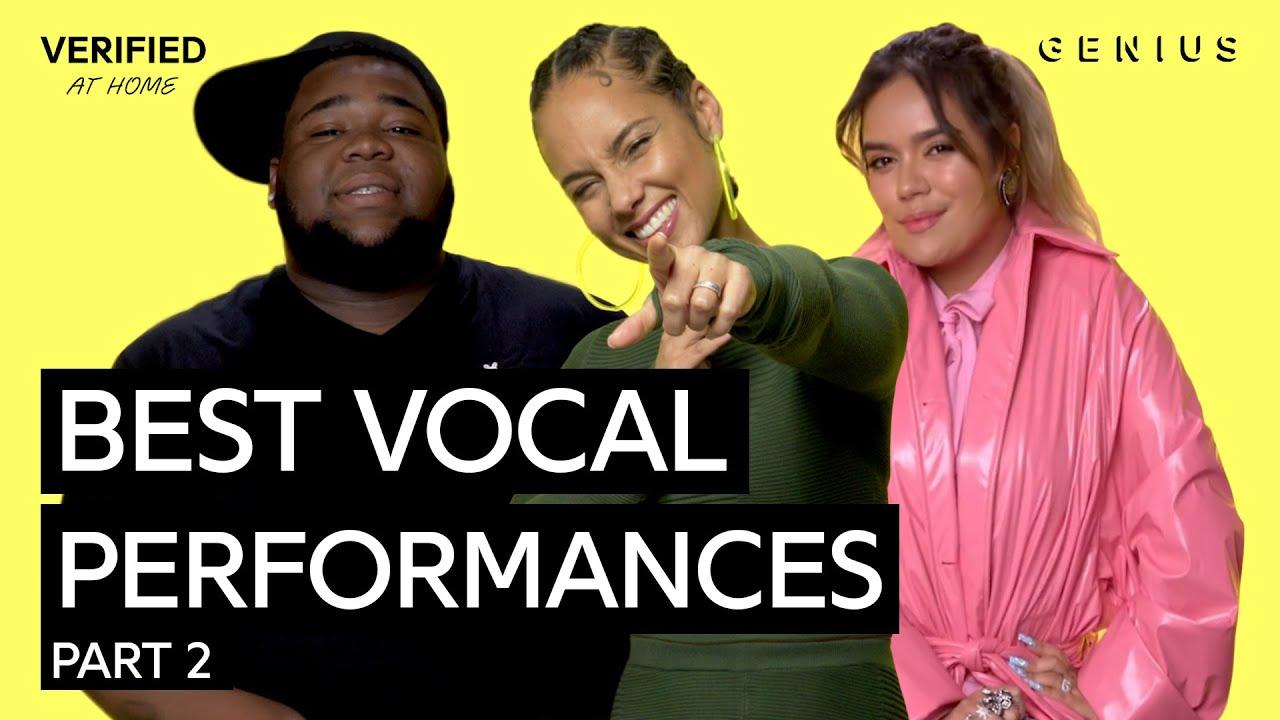 The Best Vocal Performances (Part 2)