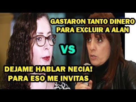 Otra vez:Rosa bartra vs Patricia del Rio.
