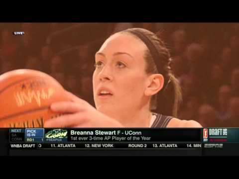 2016 WNBA Draft