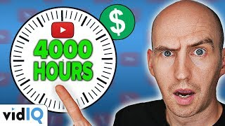 How to Get 4000 Hours Watchtime On YouTube [10 Top Tips]