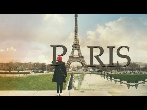 Travel Vlog: Je t'aime Paris   HAUSOFCOLOR