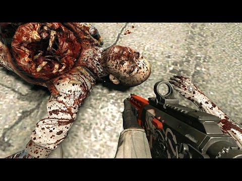 Dying Light Custom GOLD Weapons Rampage Ultra GTX 980
